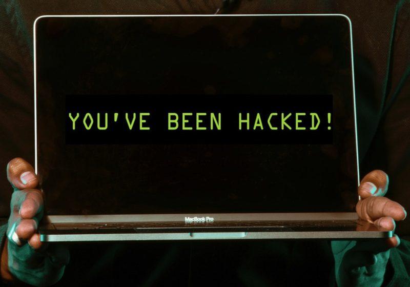 atak hackerski