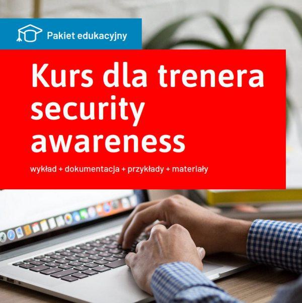 kurs dla trenera security awareness