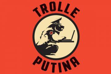 trolle putina - okładka książki