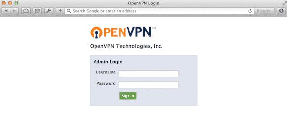 klient openvpn