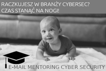 Email Mentoring Cyber Security
