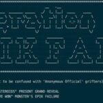 Anonymous Operation Epik Fail